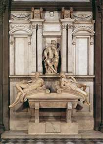 Tomb of Lorenzo de' Medici