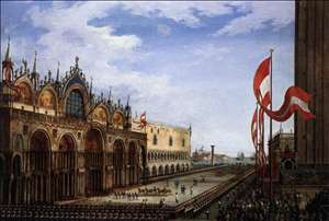 The Return of the Horses of San Marco
