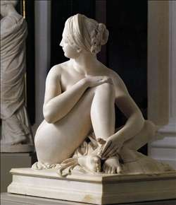 Odalisque (front view)