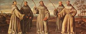 Franciscan Martyrs