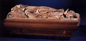 Effigy of William the Silent