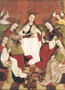 Marriage of Saint Catherine