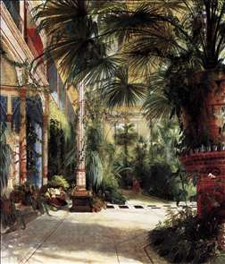 Friedrich Wilhelm III's Palm Court