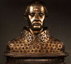 Reliquary Bust of San Gennaro