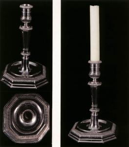 Pair of Table Candlesticks