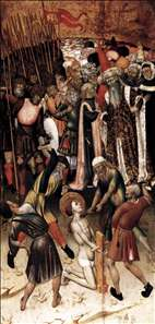 The Flagellation of St George