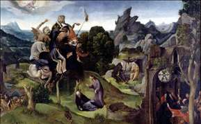 Scenes from the Life of St. Anthony Abbot