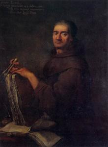 Portrait of Carlo Lodoli