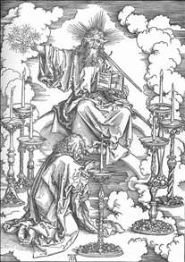 The Revelation of St John: 2. St John's Vision of Christ and the Seven Candlesticks