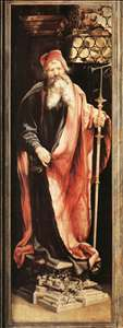 St Antony the Hermit