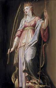 St Margaret of Antioch