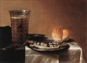 Still-life with Herring