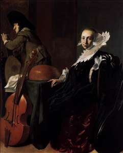 Music-Making Couple