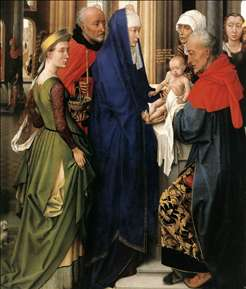 St Columba Altarpiece