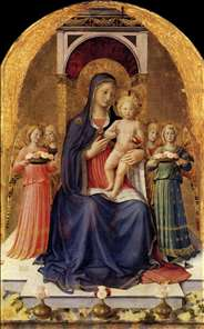 Perugia Altarpiece (central panel)
