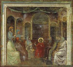 No. 22 Scenes from the Life of Christ: 6. Christ among the Doctors