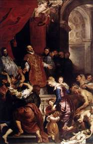 Miracles of St Ignatius