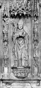 Monument to Prince-Bishop Dieter von Isenburg (d. 1482)