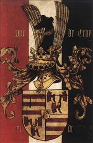 Portrait Diptych of Philippe de Croy (reverse side)