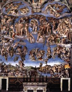 Last Judgment (extra large size image)