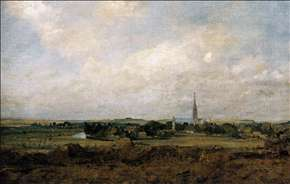 View of Salisbury