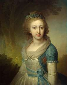 Portrait of Grand Duchess Yelena Pavlovna