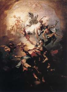 Allegory of the Alba