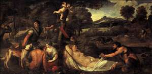 Jupiter and Antiope (Pardo Venus)