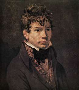 Portrait of Ingres