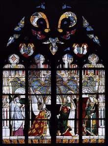 Jacques Coeur Window