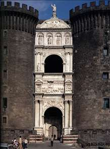 Triumphal Arch of Alfonso I