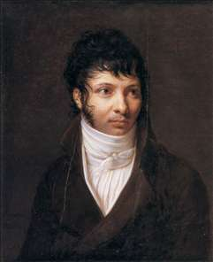 Portrait of the Sculptor Callamard