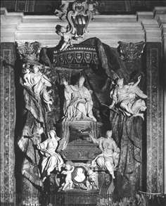 Monument of Pope Gregory XV