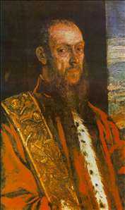 Portrait of Vincenzo Morosini