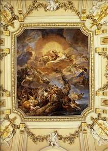 The Birth of the Sun and the Triumph of Bacchus