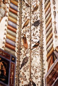 Fresco decoration (detail)