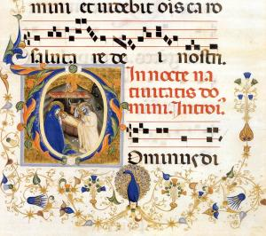 Gradual 1 for San Michele a Murano (Folio 32)