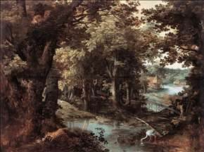 Landscape with Fables