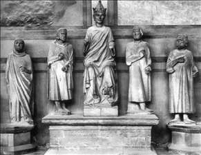 Tomb of Emperor Henry VII