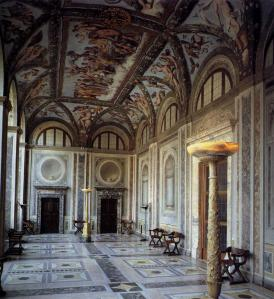 The Loggia of Psyche