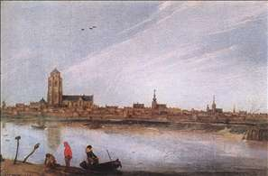 View of Zierikzee