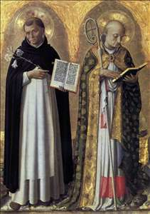 Perugia Altarpiece (left panel)