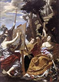 Allegory of Peace