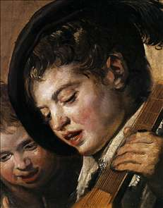 Two Boys Singing