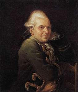 Portrait of François Buron
