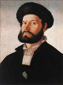 Portrait of a Venetian Man