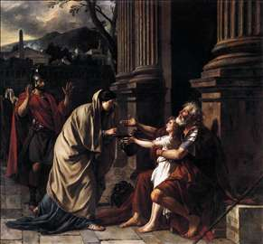 Belisarius Receiving Alms