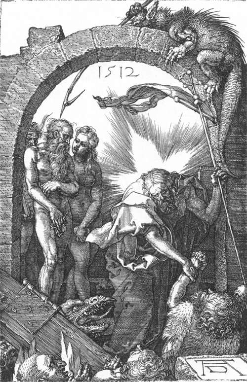 Harrowing of Hell; or, Christ in Limbo (No. 14)