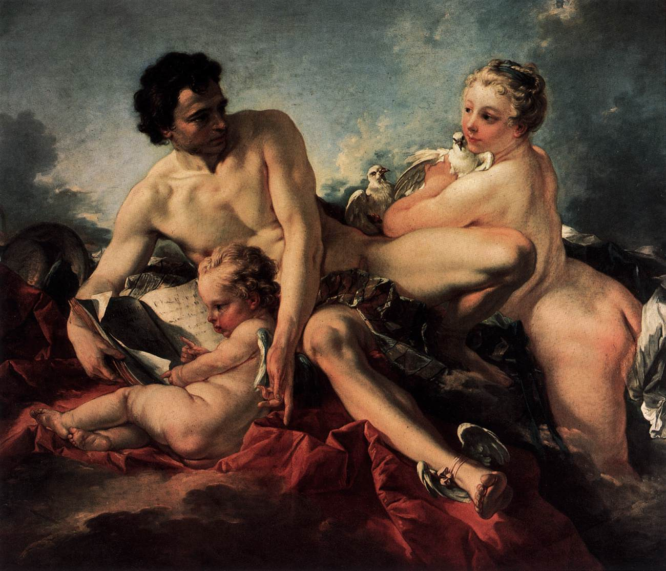 The Education of Cupid