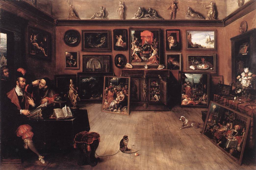 An Antique Dealer's Gallery